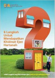 6 Steps to Engaging a Property Agent (Malay)