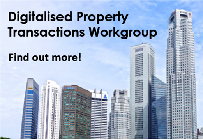Enabling the real estate industry to streamline & digitalise  property transactions