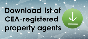 Data.gov CEA property agents information